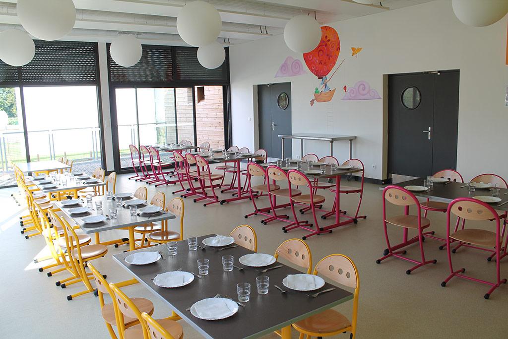 Restaurant scolaire Souesmes
