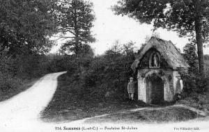 Fontaine St Julien Souesmes