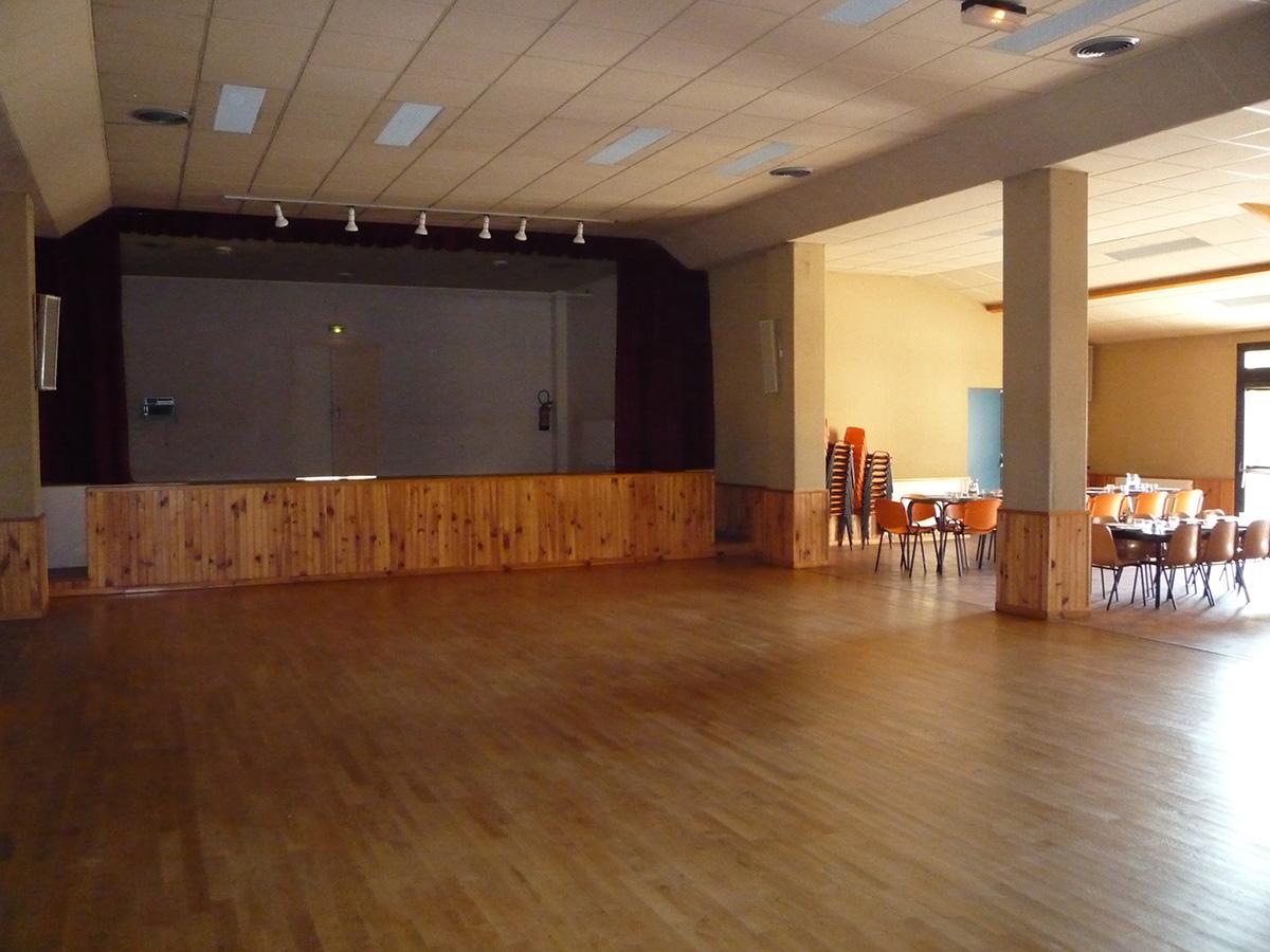 Salle des fêtes de Souesmes