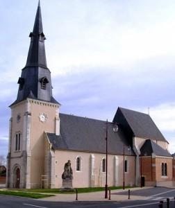 Eglise de souesmes