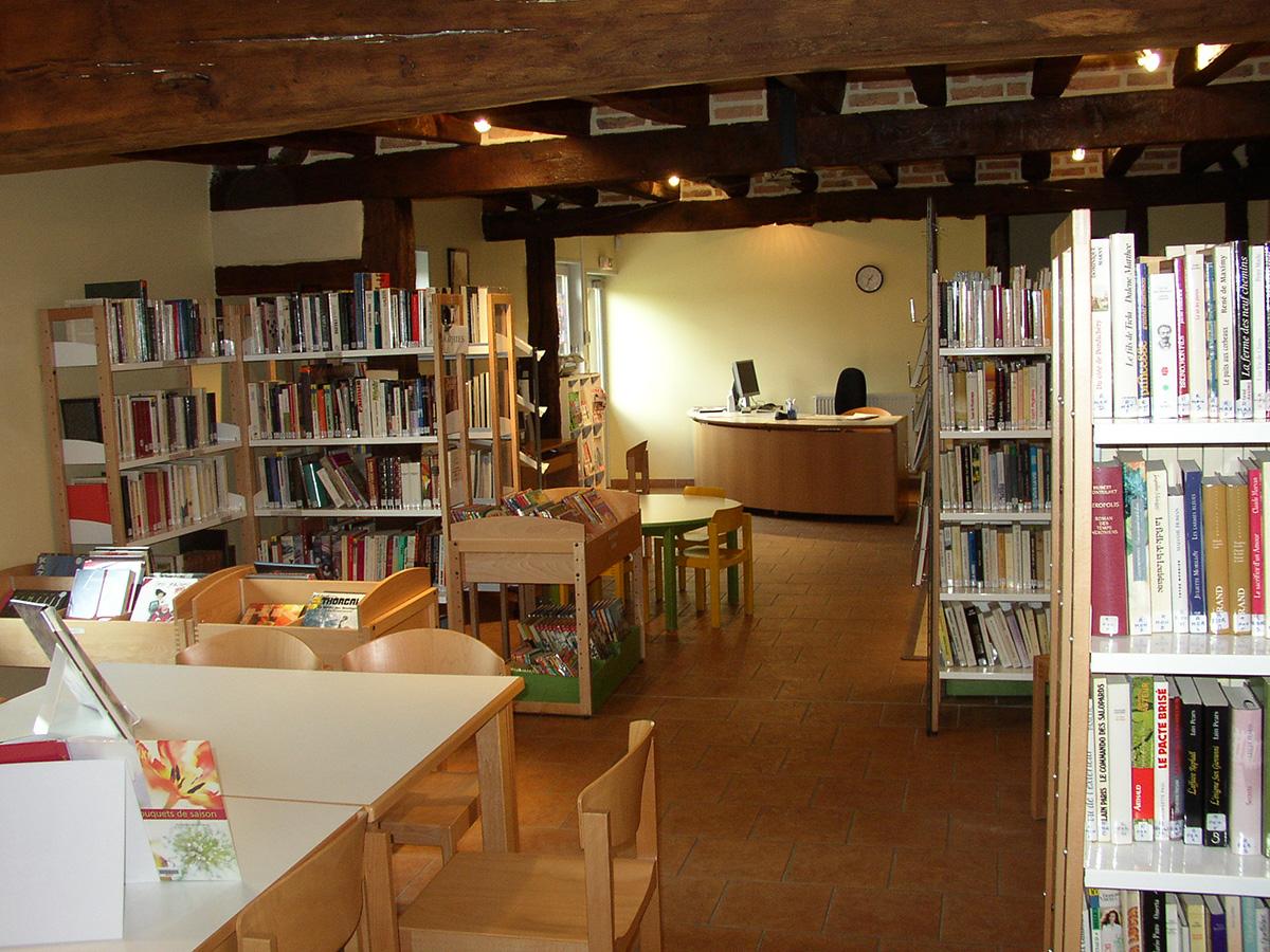 Bibliothèque de Souesmes