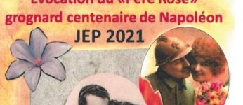 JEP 2021 – Les mariages à Souesmes de 1900 à 1975